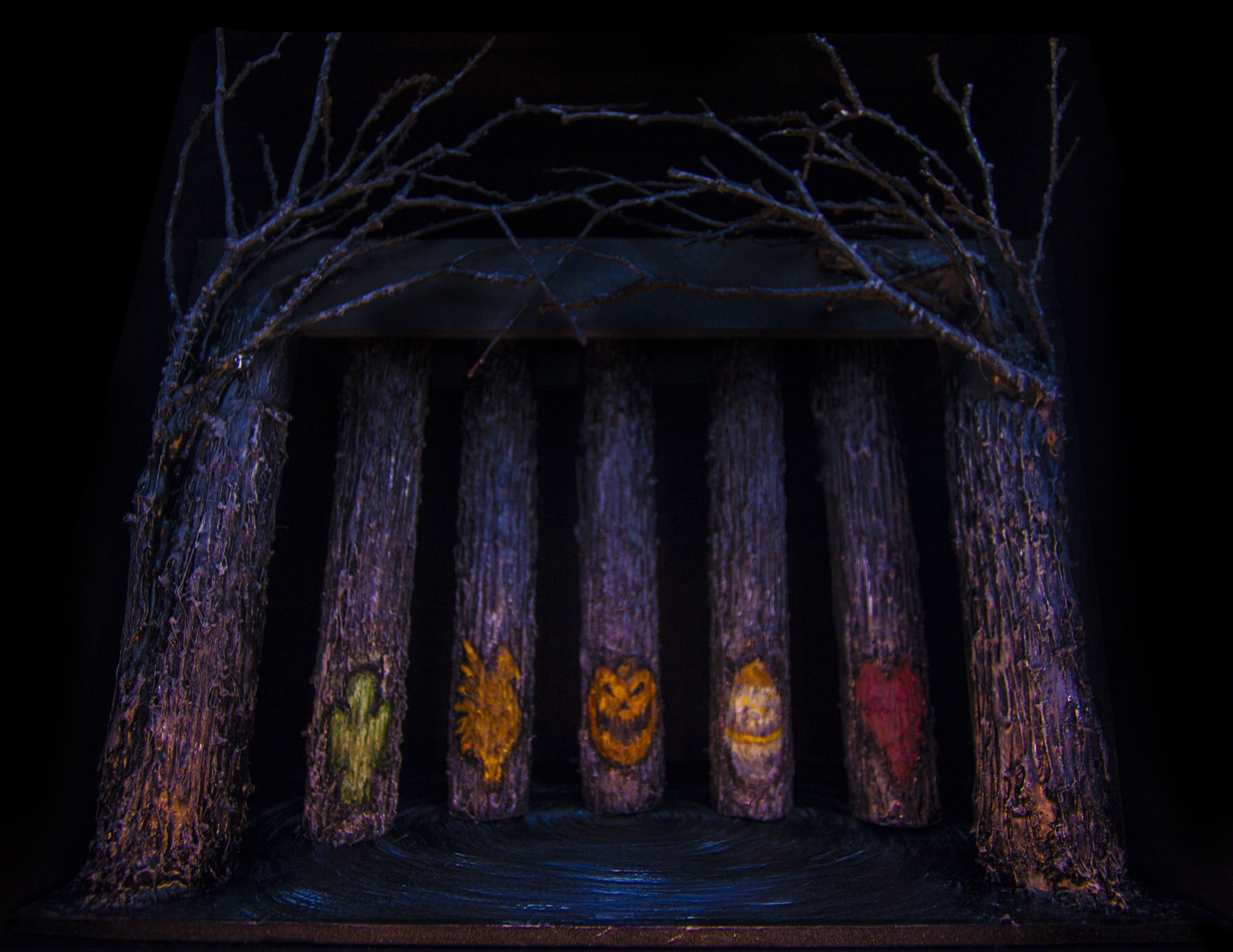 theoretical stage production of Tim Burton\'s The Nightmare Before ...
